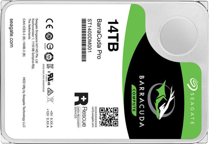 Seagate prezentuje nowe dyski HDD o pojemności 14 TB [2]
