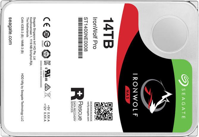 Seagate prezentuje nowe dyski HDD o pojemności 14 TB [3]