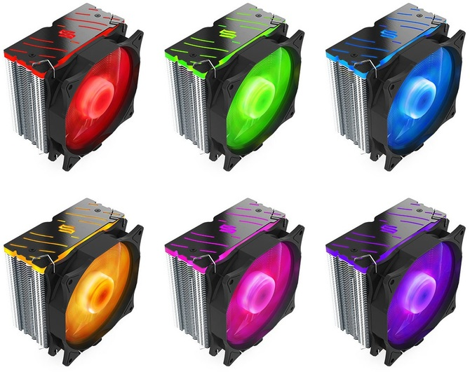 SilentiumPC Fera 3 RGB - sprawdzony cooler w nowej wersji  [2]