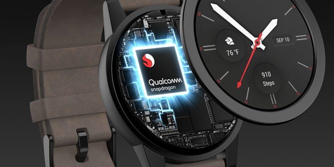 Snapdragon Wear 3100: nowe CPU wydłuży czas pracy smartwachy [1]