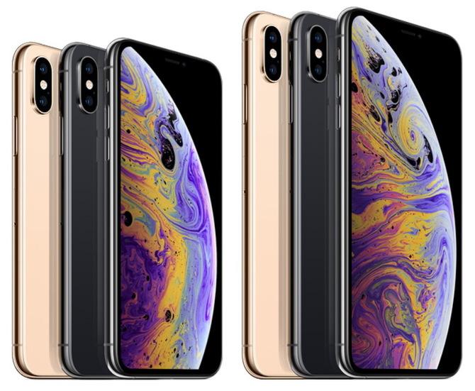 iPhone Xs, Xs Max i Xr - premiera nowych smartfonów od Apple [1]