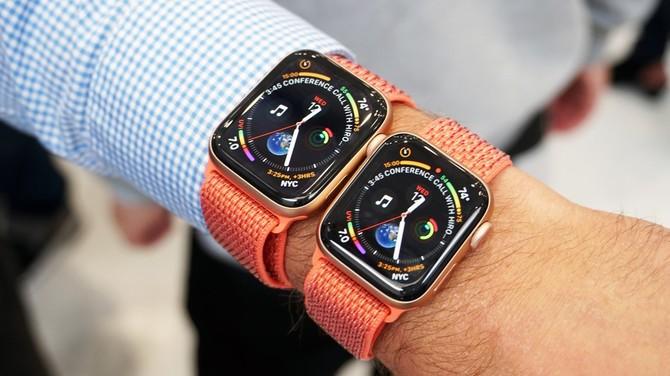 Apple Watch Series 4 - prezentacja nowych smartfwatchów [1]