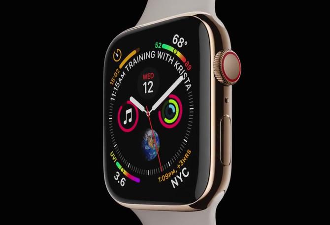 Apple Watch Series 4 - prezentacja nowych smartfwatchów [2]