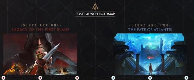 Assassin's Creed: Odyssey - pojawią się dwa duże dodatki DLC [3]