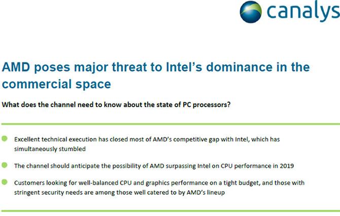 Canalys: za rok AMD może mieć szybsze procesory niż Intel [2]