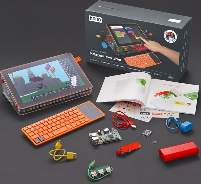 Kano: edukacyjny komputer dla dzieci z Raspberry Pi na pokładzie [1]