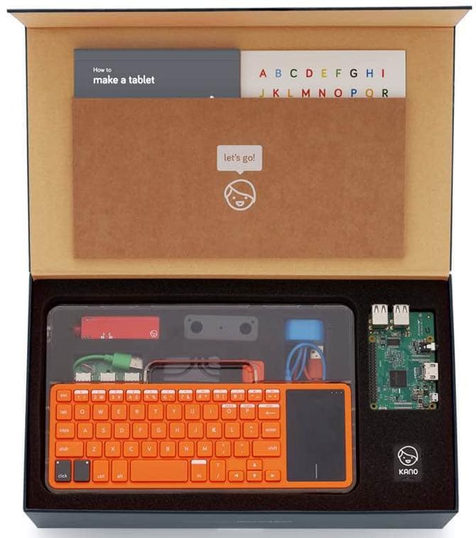 Kano: edukacyjny komputer dla dzieci z Raspberry Pi na pokładzie [2]