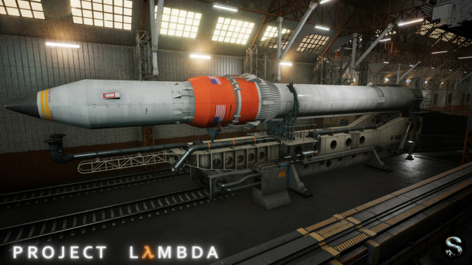 Project Lambda - Intro Half-Life odtworzone na silniku Unreal 4 [13]