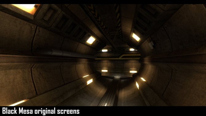 Project Lambda - Intro Half-Life odtworzone na silniku Unreal 4 [18]
