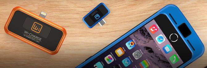 Wi-Charge: bezprzewodowa ładowarka na podczerwień [1]
