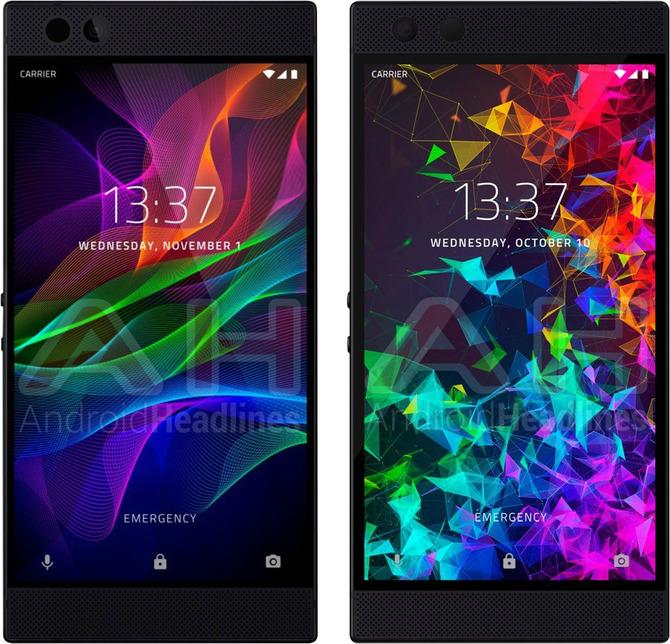 Razer Phone 2 - tak będzie wyglądał nowy smartfon dla graczy [1]