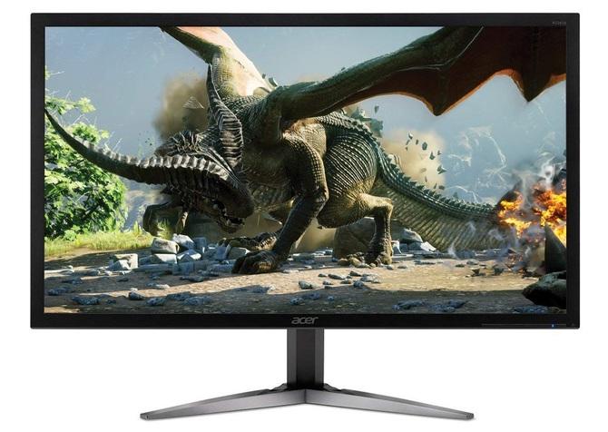 Acer KG281K - tani monitor 4K z obsługą AMD FreeSync [1]