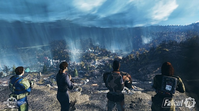 Kolejnego Fallouta nie będzie. Fallout 76 ma trwać wiecznie [3]