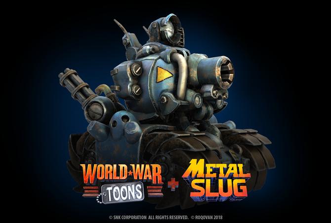 Metal Slug powraca, tym razem w wersji arcade VR [1]