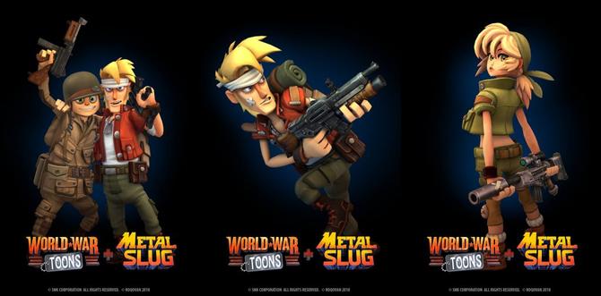 Metal Slug powraca, tym razem w wersji arcade VR [2]