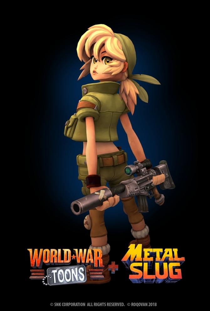 Metal Slug powraca, tym razem w wersji arcade VR [3]
