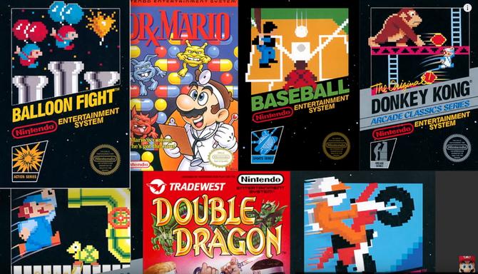 Nintendo sprzedaje nostalgię: Switch z kontrolerami NES-a [2]
