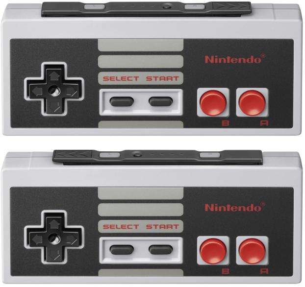 Nintendo sprzedaje nostalgię: Switch z kontrolerami NES-a [8]