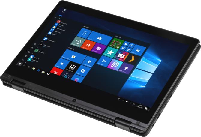 Konwertowalny laptop Hykker HELLO w Biedronce za 749 złotych [3]