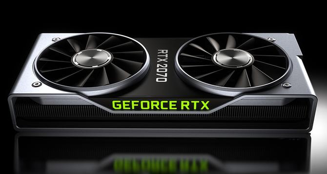 NVIDIA: GeForce RTX 2070 to minimum do obsługi ray tracingu [1]
