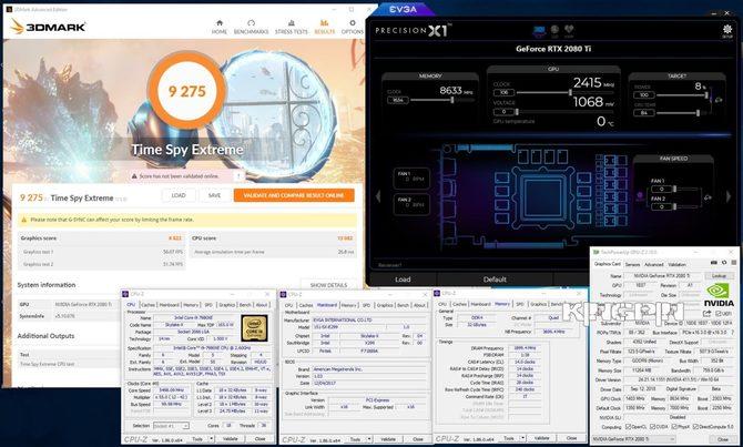 GeForce RTX 2080 Ti podkręcony do 2,4 GHz [1]