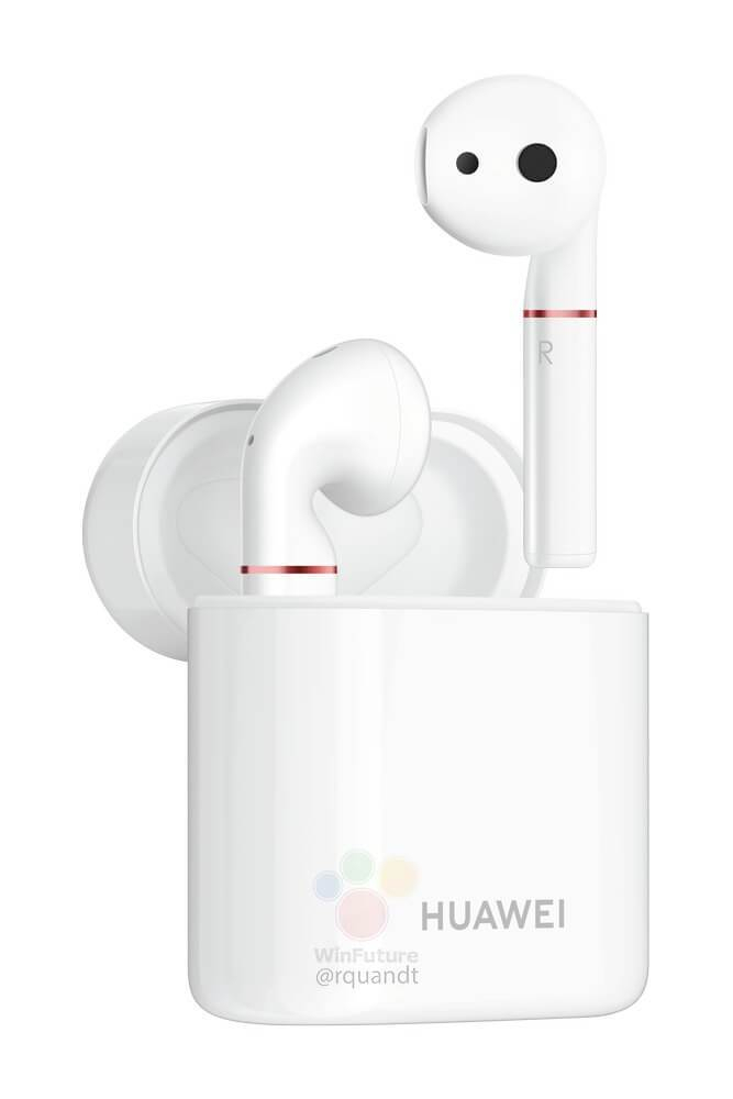 Huawei FreeBuds 2: słuchawki ładowane z baterii smartfona [2]