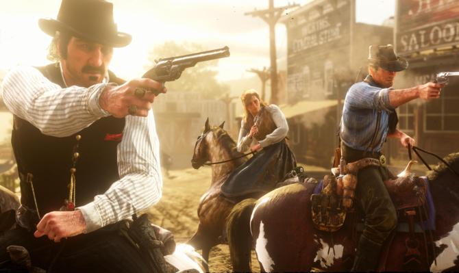 Kowboje online: Rockstar zapowiada Red Dead Online Beta [7]