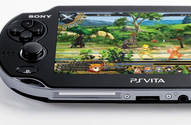 Sony w przyszłym roku kończy z produkcją PlayStation Vita [2]