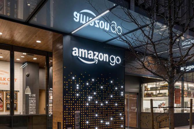 Amazon Go: 3000 samoobsługowych sklepów do końca 2021 roku [1]