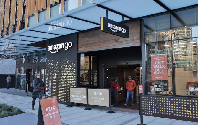 Amazon Go: 3000 samoobsługowych sklepów do końca 2021 roku [2]