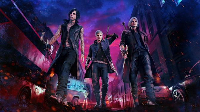 Devil May Cry 5 - nowy trailer zdradza kolejne szczegóły [1]