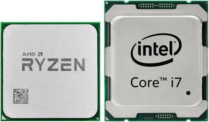 AMD rośnie w siłę dzięki problemom Intela z produkcją procesorów [1]