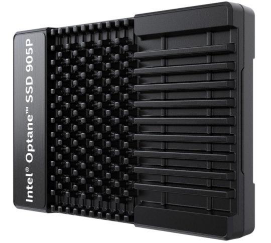 Intel Optane 905p: największe SSD, które zagwarantuje 1,5 TB [2]