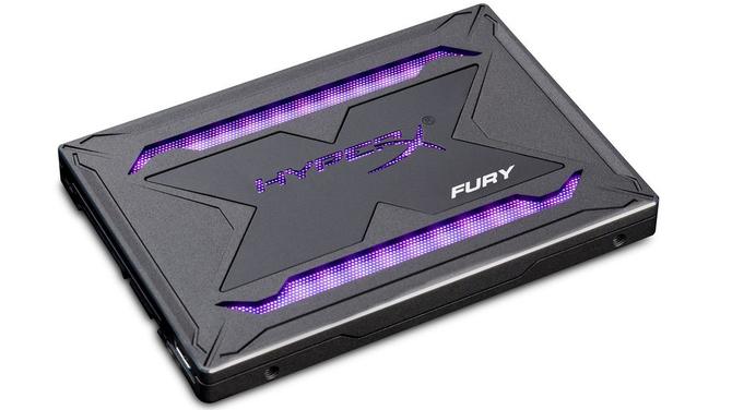 HyperX FURY RGB - nowe dyski SSD czarują podświetleniem RGB [2]