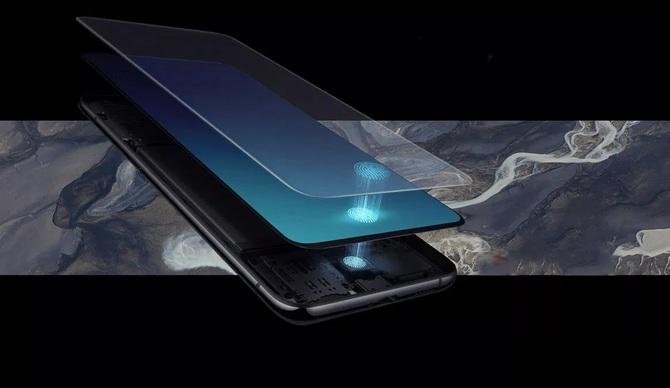 Samsung Galaxy P30 i P30+ z czytnikiem linii papilarnych w ekranie? [2]
