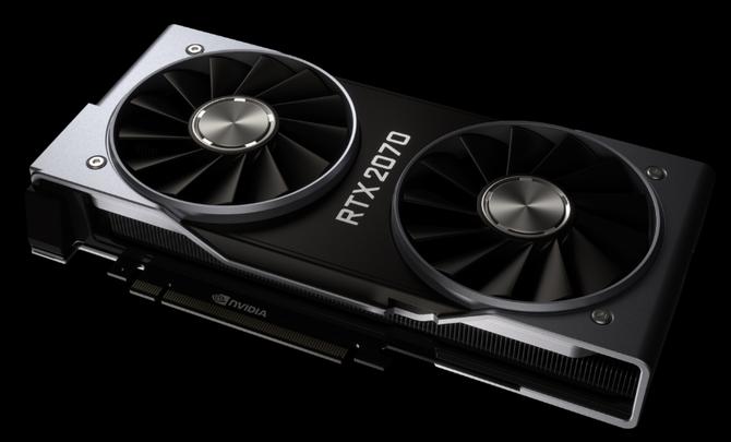 NVIDIA GeForce RTX 2070 - karty pojawią się już 17 października [2]