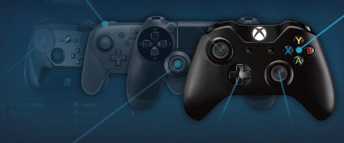 Steam: 25% graczy nie używa już myszki i klawiatury [3]