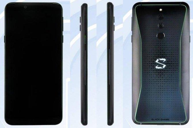 Xiaomi Black Shark 2 - nowy gamingowy smartfon w bazie TENAA [1]