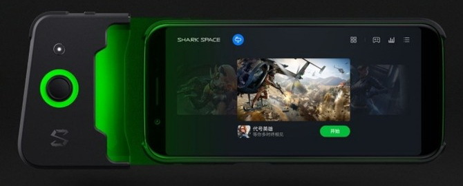 Xiaomi Black Shark 2 - nowy gamingowy smartfon w bazie TENAA [2]