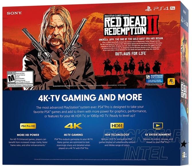 Red Dead Redemption II: przygotujcie 105 GB miejsca na dyskach [1]