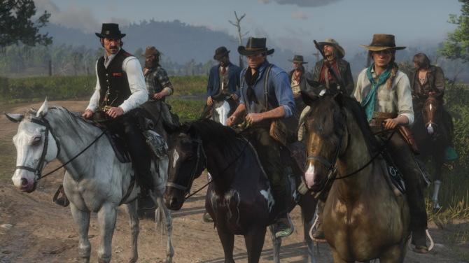 Red Dead Redemption II: przygotujcie 105 GB miejsca na dyskach [2]