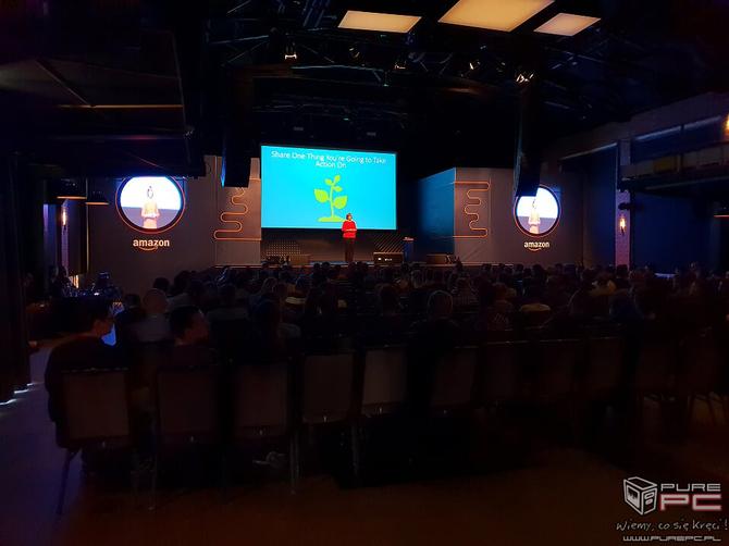 Konferencja Innovation@Amazon w Gdańsku. Co widzieliśmy? [2]