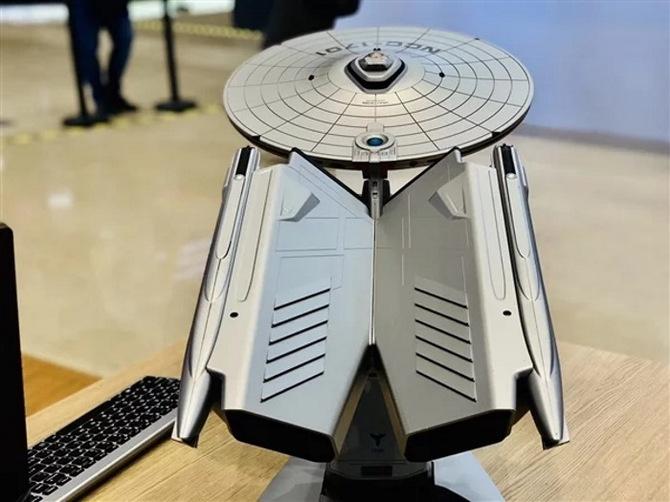 Lenovo pokazało komputer Titanium Enterprise [3]