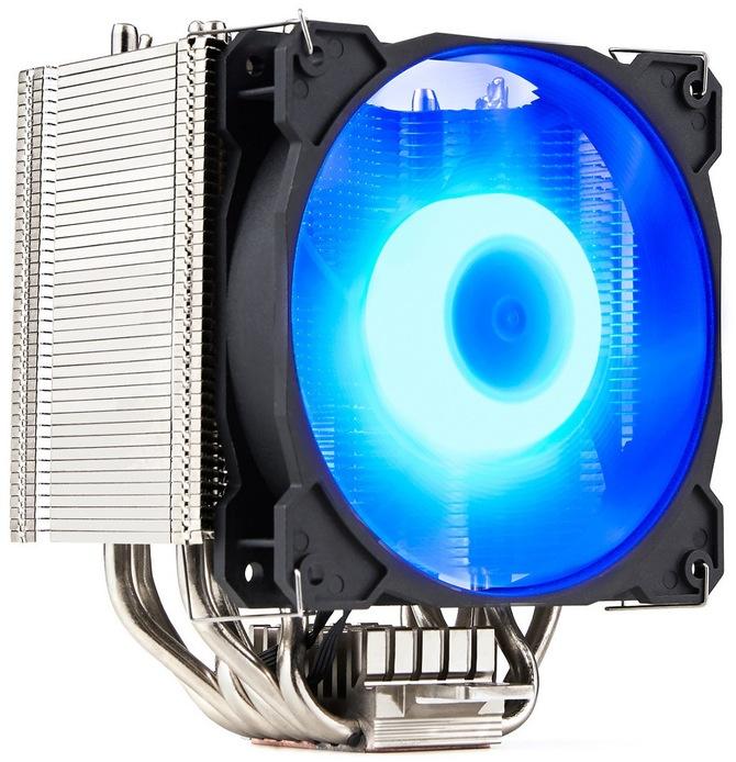 Gelid Sirocco - nowy cooler CPU wchodzi na rynek [1]
