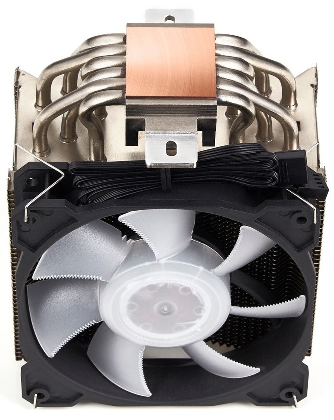 Gelid Sirocco - nowy cooler CPU wchodzi na rynek [2]