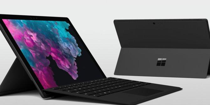 Microsoft Surface Pro 6 z Whiskey Lake-U oficjalnie zaprezentowany [1]
