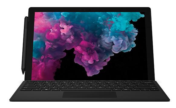 Microsoft Surface Pro 6 z Whiskey Lake-U oficjalnie zaprezentowany [2]