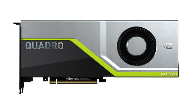 Nvidia Quadro RTX 6000 za 6300 dolarów w preorderze [2]