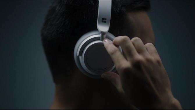 Microsoft Surface Headphones - nowe słuchawki z ANC [1]