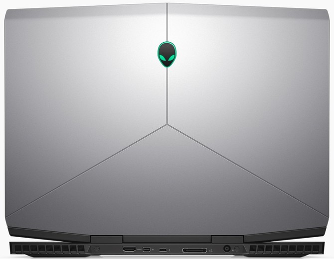 Alienware m15 - lekki laptop z wąskimi ramkami i GTX 1070 Max-Q [8]